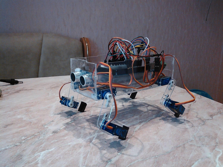 Машинки-роботы своими руками фото 532