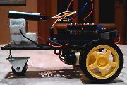 RC PSX Bot машина управляемая джойстиком от PS3