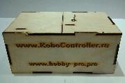 URoboBox - бесполезная роботизированная коробка